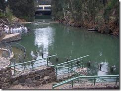 rio_jordao O lugar do batismo, localizado a 50 quilometros a oeste de Ama